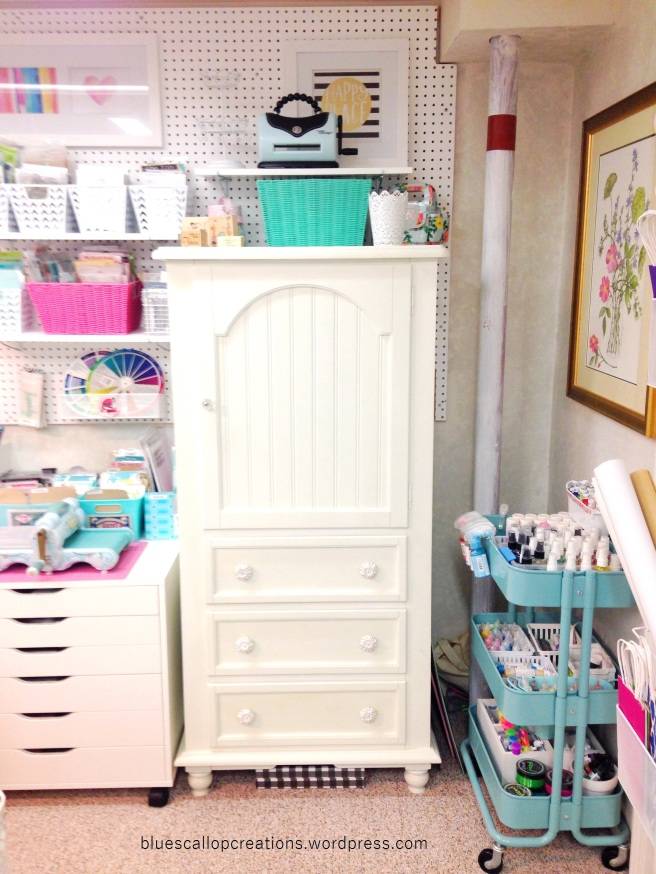 armoire update