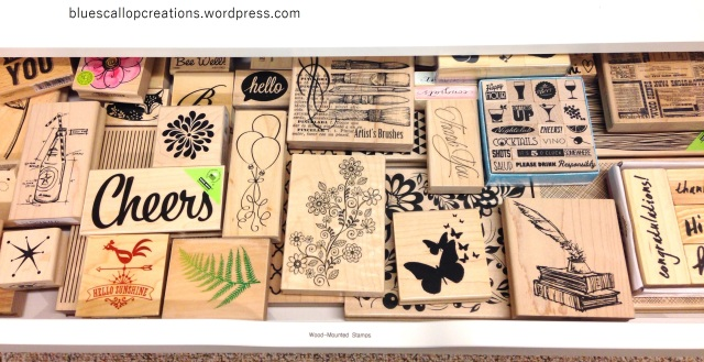 wood stamps 1